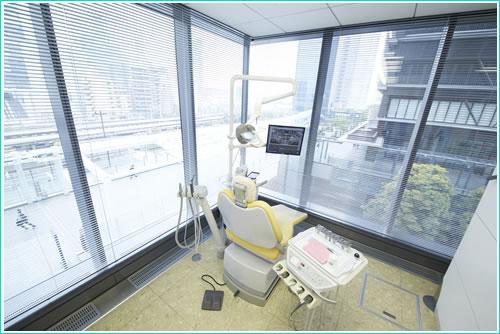 明るい診療室