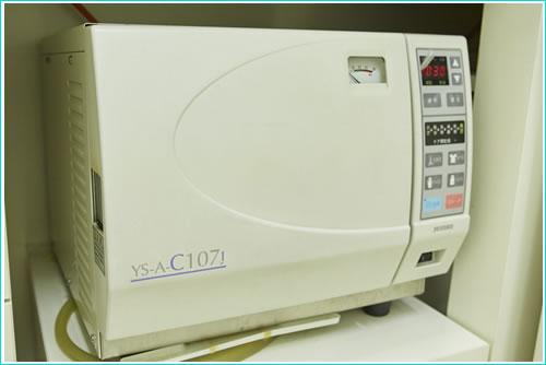 クラスB滅菌器